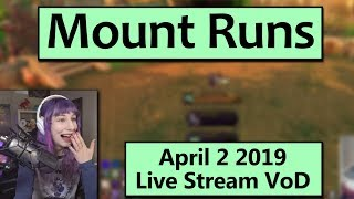 Zul Gurub and Mogushan Vaults Mount Runs - April 2 2019 Live Stream VoD