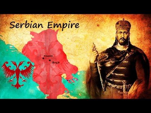 Serbian Empire Srpsko Carstvo Youtube