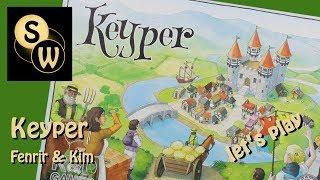 Keyper (let's play)