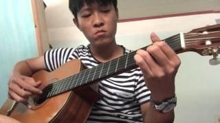 [guitar]intro - cơn bão nghiêng đêm Lê Cát Trọng Lý