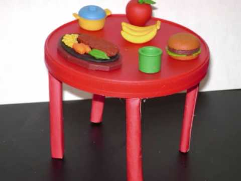 table recycled materials. How To Make A Table With Recycled Materials - EP Simplekidscrafts YouTube