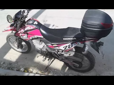 HONDA XR150L AFTER 1 YEAR | Philippines | Tagbilaran City 20