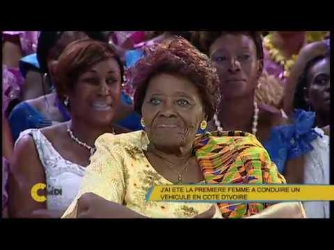 """""""J'ai été la première femme à conduire un véhicule en Côte d'Ivoire"""", thème du 24 Mai 2018"""