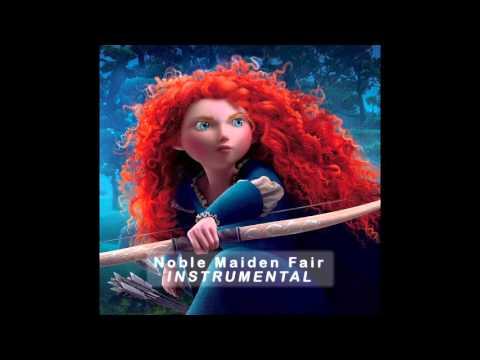 Noble Maiden Fair (Instrumental) - Brave FYC Soundtrack