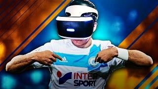 FIFA 17 AVEC UN CASQUE DE RÉALITÉ VIRTUELLE !?