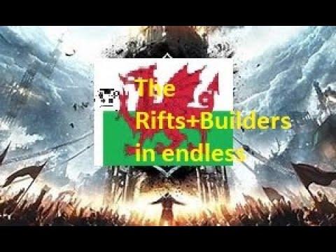 Frostpunk The Rifts introdution/Builders intro |