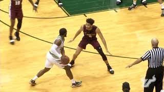 USF Men's Basketball: Postgame Highlight (Alabama A&M)