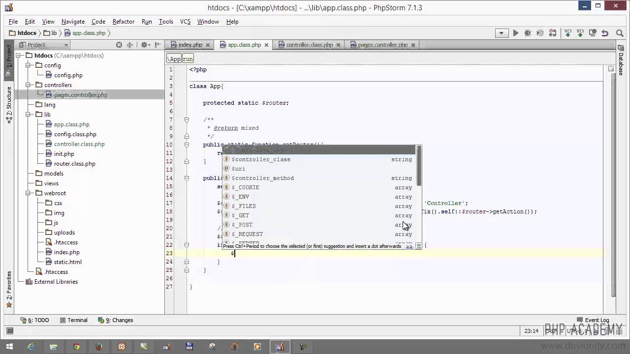 Php login system using oop and mvc introduction youtube.