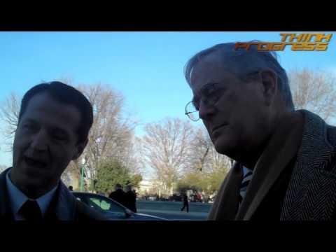ThinkProgress interviews David Koch, Part 1