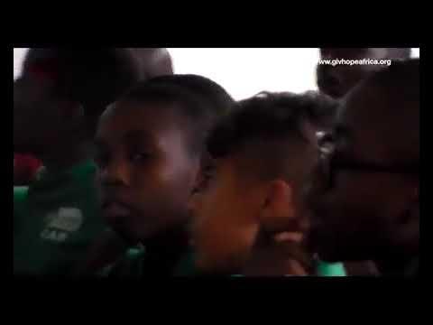 Financement de micro projets des jeunes vulnérables GIVHOPE 1