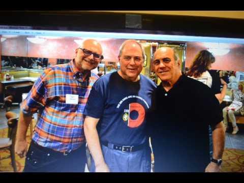 Lou Simon 'In the Diner' 7-23-17 Steven Van Zandt