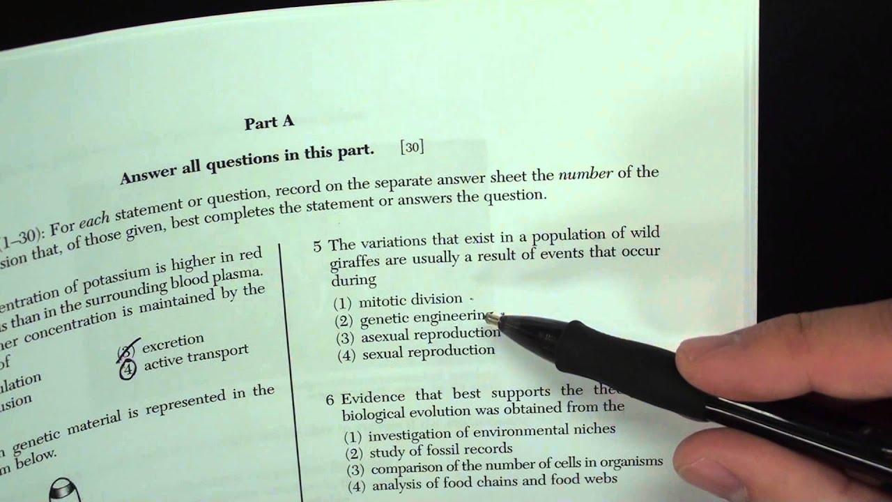 living environment january 2014 regents answers