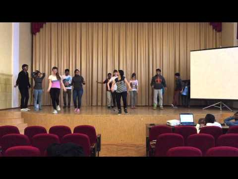 Zumba UT-funk Choreography by Tambov State University Students, Russia