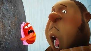 LARVA - TOILET INVASION | Cartoon Movie | Cartoons For Children | Larva Cartoon | LARVA Official