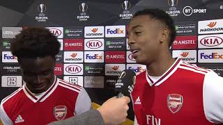 'Saka Is A Special Player' Willock On Breakout Performance.