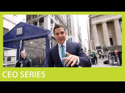CEO Series: NYSE President Tom Farley