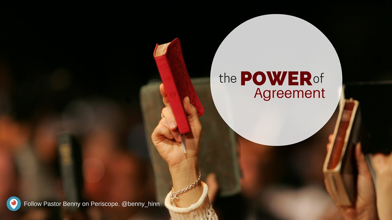 The power of agreement youtube platinumwayz