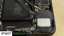 iPhone 7 Speaker Replacement- How To