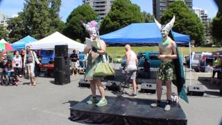 The Vancouver Sisters of Perpetual Indulgence at the Strut For Hope Vancouver 2015