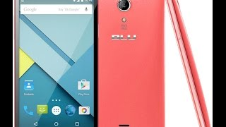 BLU Studio X Plus  Hard Reset and Forgot Password Recovery, Factory Reset
