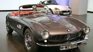 1956 BMW 507 - BMW Museum - Interview