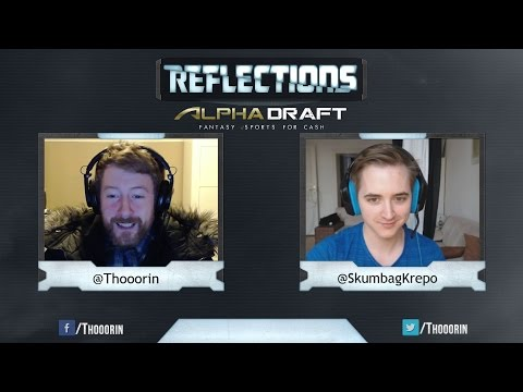 'Reflections' with Krepo