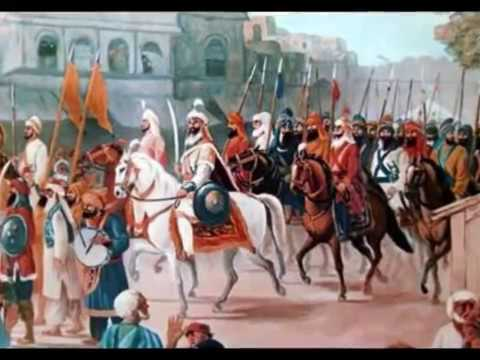 Sardar hari singh nalwa and bibi bano khyber pass part for Bibi shehar bano history