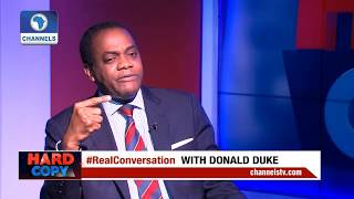 Nigeria's Independence: 57 Years After With Donald Duke Pt.2 |Hard Copy|