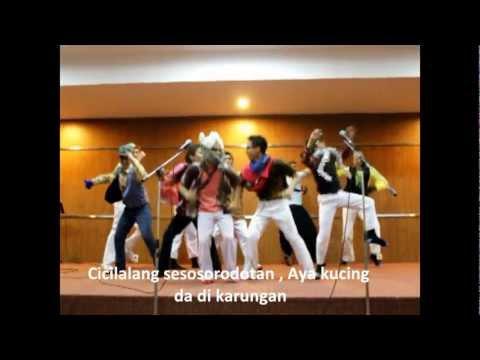 S-Pop (Sunda-Pop) sule cicilalang, cherrybelle, 7 icon, dilema, playboy, akb48, pocari sweat, parody