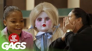 Best of Creepy Pranks | Just for Laughs Compilation