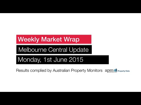 Melbourne Central Market Wrap - 01/06/15 brought to you by Review Property