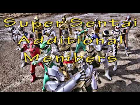 Super Sentai Extra Rangers/late addition
