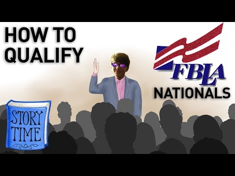 How To Qualify For FBLA Nationals (+ Portal Gameplay)