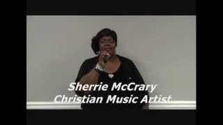 Sherrie McCrary The National Anthem