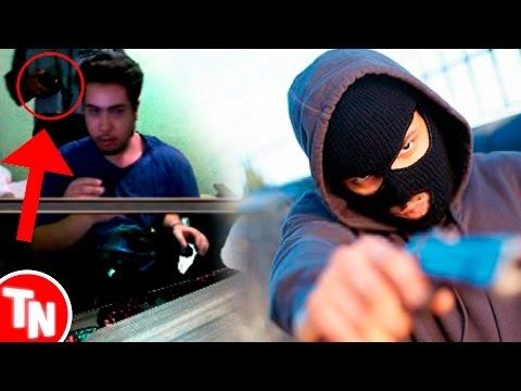 Streamer brasileiro é assaltado AO VIVO durante sua live na Twitch TV