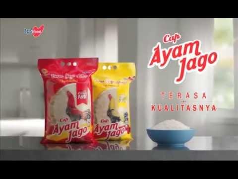 Iklan Beras Cap Ayam Jago – TERASA KUALITASNYA