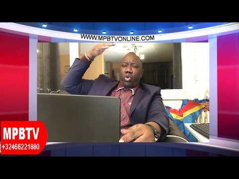 MPBTV Actualité Compliquée 11-12-Fin de Kabila-Tshibala remplace Tshisekedi et déclare la guerre