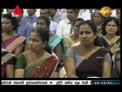 News 1st Sinhala Prime Time, Friday, May 2017, 10PM (19/05/2017)