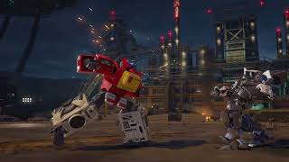 Transformers Forged to Fight - Introducing Autobot Blaster