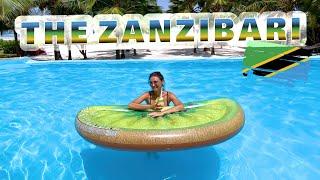 ЗАНЗИБАР 2021 Лучший отдых в отеле The Zanzibari Отливы и приливы на пляже Нунгви