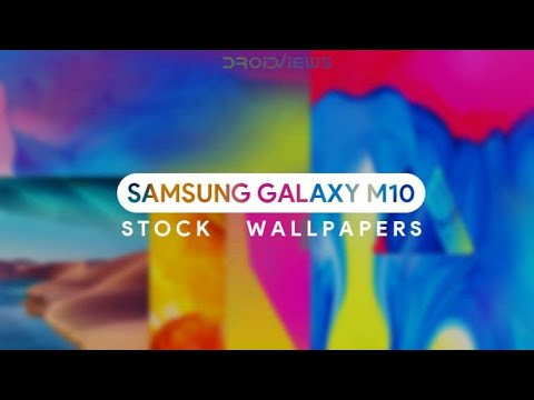 Samsung Galaxy M10 Wallpapers Download Link In Descriptions Youtube