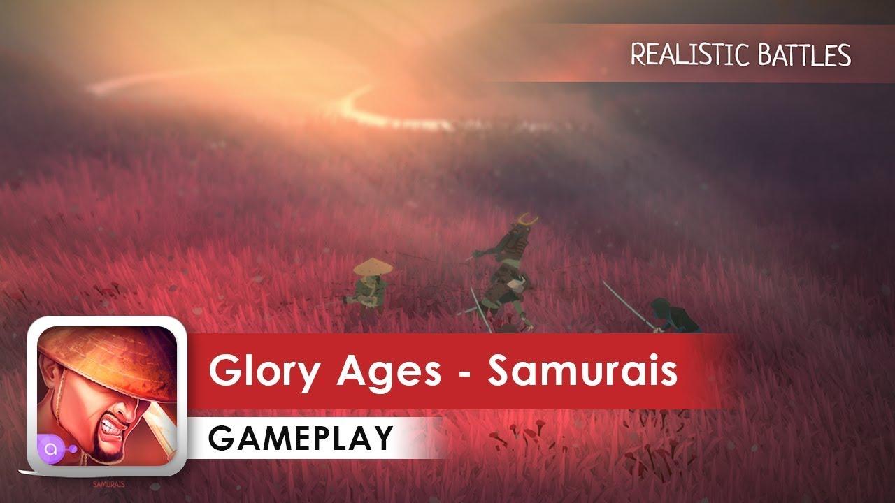 Glory Ages - Samuraistipps über mod apk