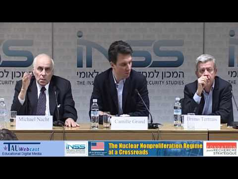Q&A -  Panel II: The Nuclear Nonproliferation Treaty in Crisis: Challenges