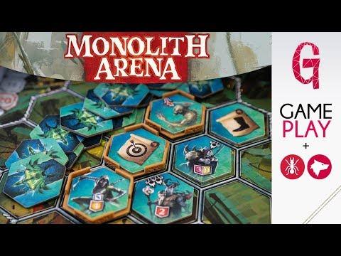 Monolith Arena Gameplay | il Ritorno di Neuroshima