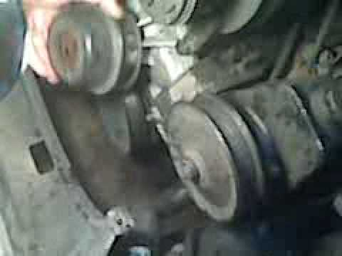 S15 Water Pump amp Fuel Filter Replace Part 07 YouTube