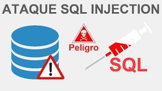 Ejecutando un Ataque SQL Injection (Riesgos de NO Usar Seguridad)