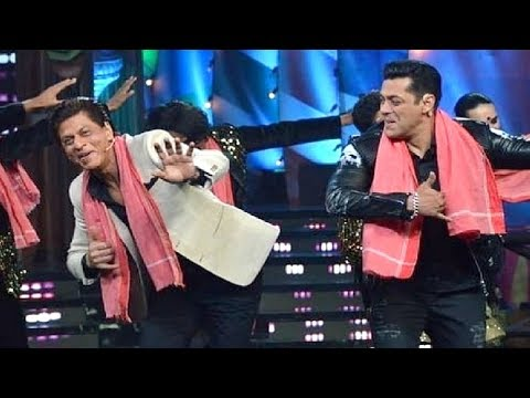 Shahrukh Khan Zero Promotion On Bigg Boss 12 With Salman Khan