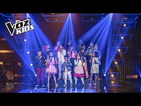 Los Ni�os de La Voz Kids cantan Recu�rdame Especial D�a del Ni�o | La Voz Kids Colombia 2018