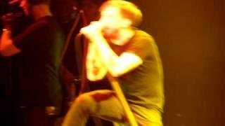 Billy Talent - Devil On My Shoulder - Live in Prague 2009, concert
