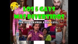 Top 5: Los Gays Mas Divertidos De YouTube